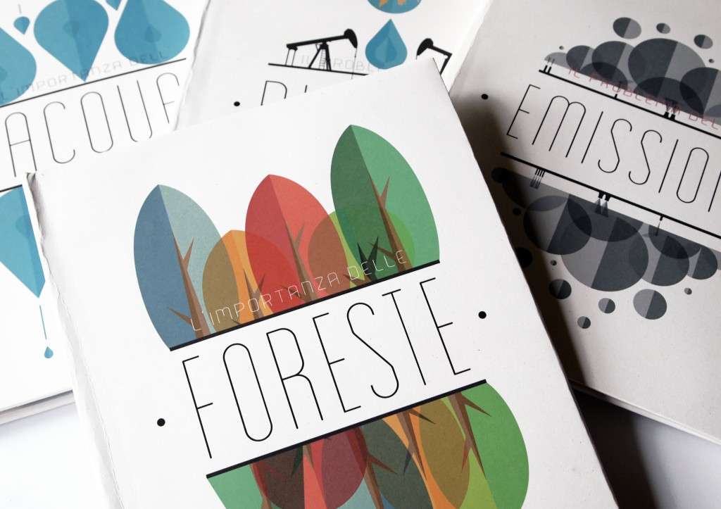 The Four Books of Visualising Sustainability